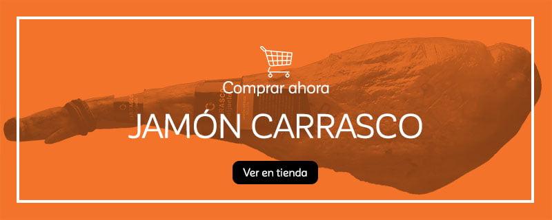comprar jamón ibérico Carrasco